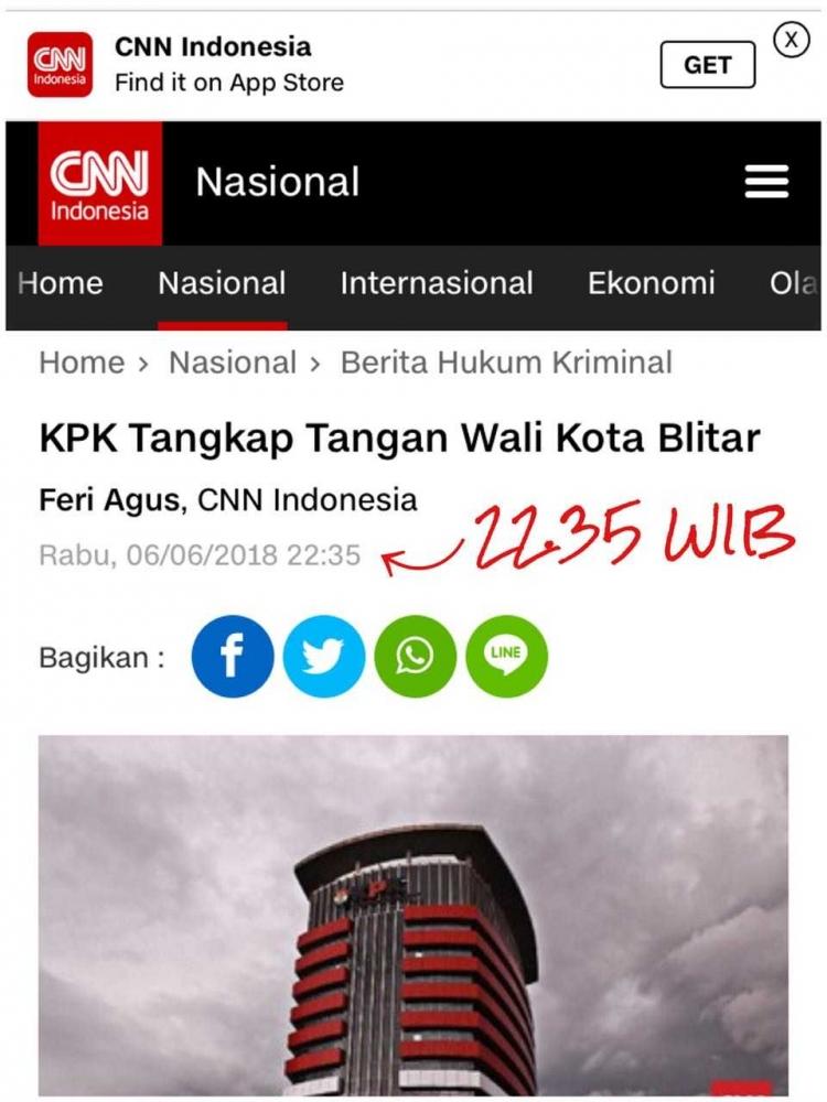 SBY, KPK dan NARASI 14