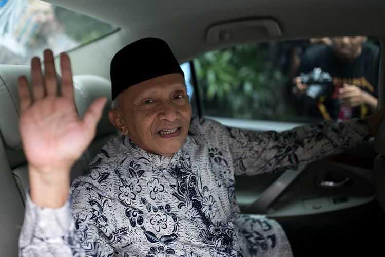 Indonesia Kaya Kader, Pak Amien Ikut Bursa Capres