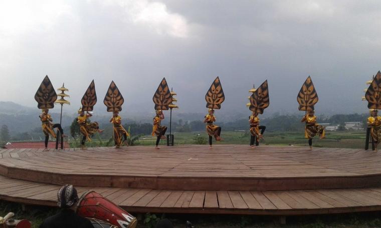 Pesona Elok di Taman Wisata Budaya Pujon Kidul