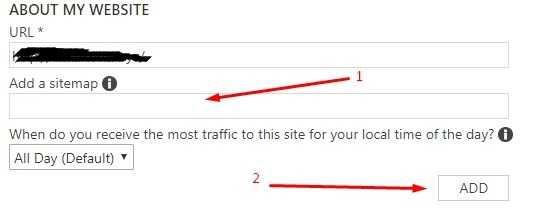 """Cara Menambahkan """"Sitemap"""" di Bing Webmaster"""