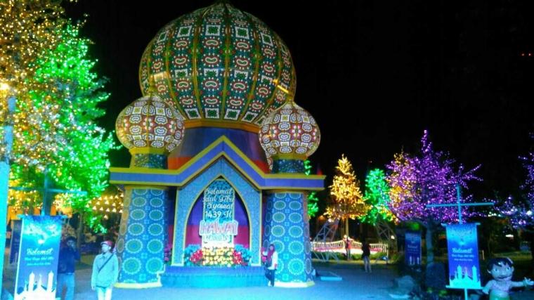 Malang Night Paradise Kenalkan 3 Wahana Baru Halaman All Kompasiana Com