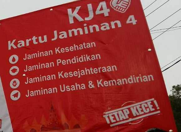 Cara Unik Gen Kece Sosialisasikan KJ 4 ke Warga Lampung