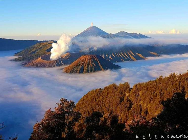 Napak Tilas Kota Malang dan Gunung Bromo