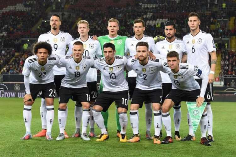 Aku Dukung Tim Sepak Bola Jerman, Kamu?