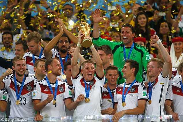 """Menimbang Skuad """"Die Mannschaft"""" di Piala Dunia 2018"""