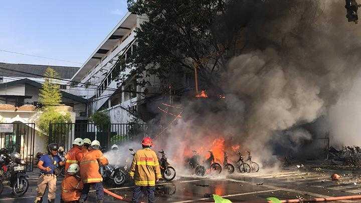 Terorisme Surabaya, Wujud Eksistensi Masalah Laten Indonesia?