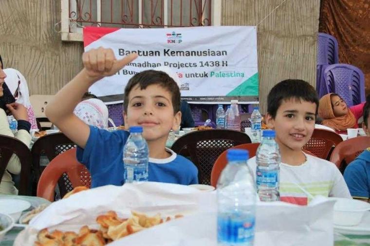 Perbaiki Kasih dalam Ramadan
