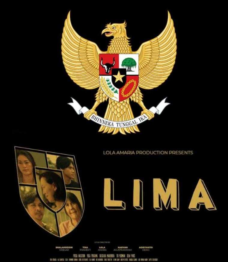 "Pancasila dan Film ""Lima"", Sebuah Makna Kebhinnekaan yang Utuh"