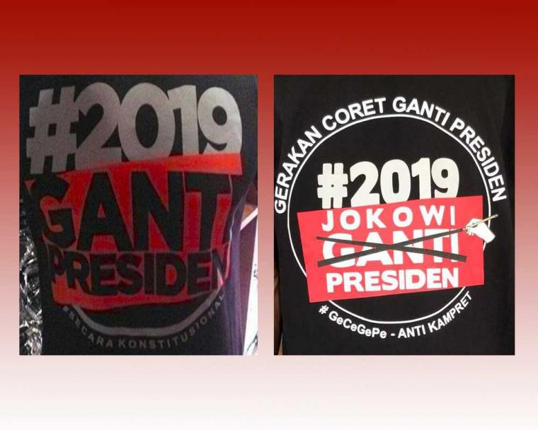 Panasnya Politik Menjelang Pemilihan Presiden 2019