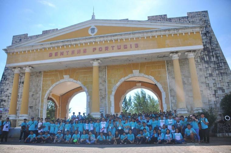 """Kerabat Muda MSF Cintai Alam dan Sesama Lewat """"Go Green Camp"""""""