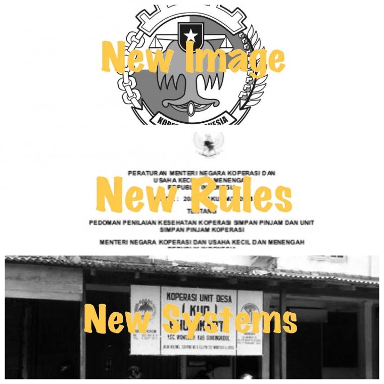 """Menghidupkan Peradaban Koperasi Milenial, """"New Image, New Rules, New Systems"""""""