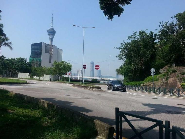 Macau Tower, Tunjukkan Nyalimu