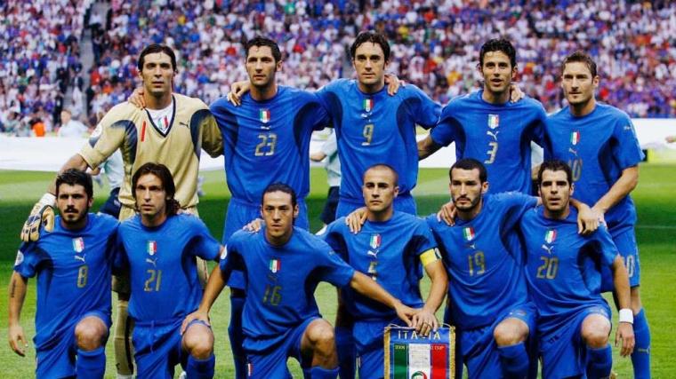 Piala Dunia 2006, Jalan Pedang Gli Azzuri (Kilas Balik-4)