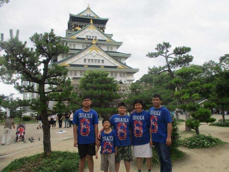 Kisah Lima Wong Palembang Menyerbu Istana Osaka dan Maling yang Tertangkap Kamera di Dotonburi