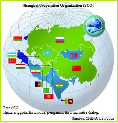 "Mengenal Apa Itu ""Shanghai Cooperation Organization"""