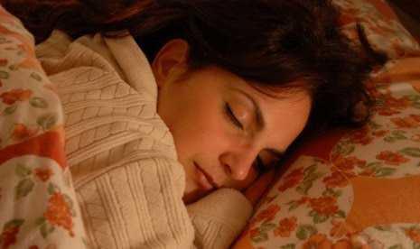 5 Jurus Ampuh Sebelum Tidur