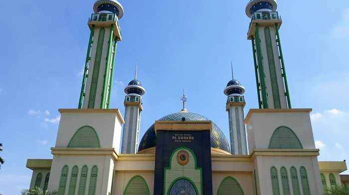 Mengungkap Sejarah Masjid Agung Al Barkah Kota Bekasi
