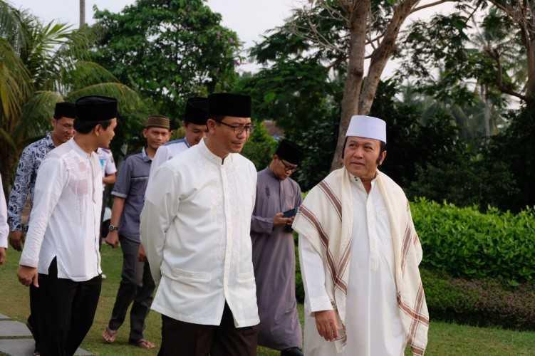 Rendah Hati dan Merakyat, Jajuli Tak Sungkan Minta Masukan Siapapun Demi Kemajuan Lampung
