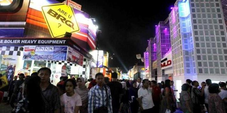 Jelajah Jakarta Fair 2018, Saya Pergi untuk Kembali