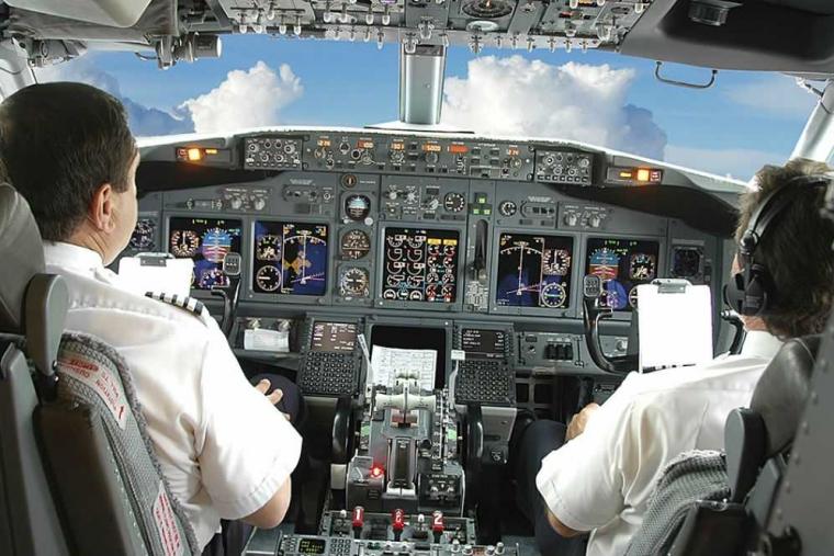 Apakah Pilot Garuda Mengancam Mogok Hanya karena Tidak Adanya Direktur Operasi?
