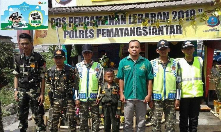 """PC GP Ansor Pematangsiantar, """"Selamat Mudik Sahabat"""""""