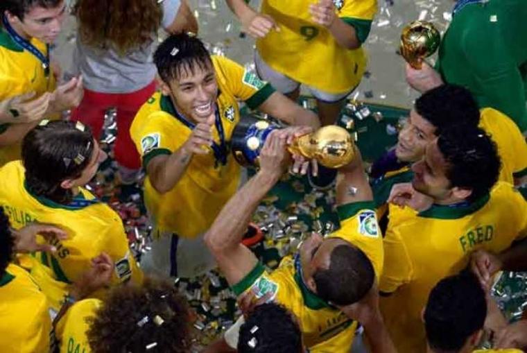 Timnas Brasil Pasti Berhasil Juara