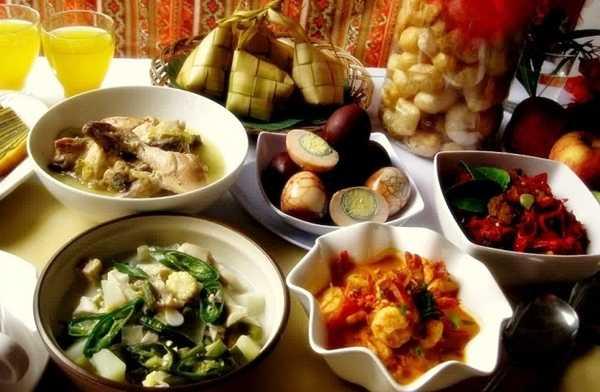 Persiapan Lebaran, Dari Makanan hingga Hati