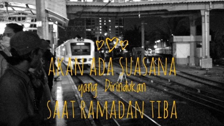 Suasana Merindu Saat Ramadan