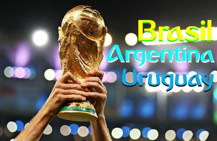 Vamos! Pernik Unik Negara Juara asal Amerika Selatan di Piala Dunia 2018