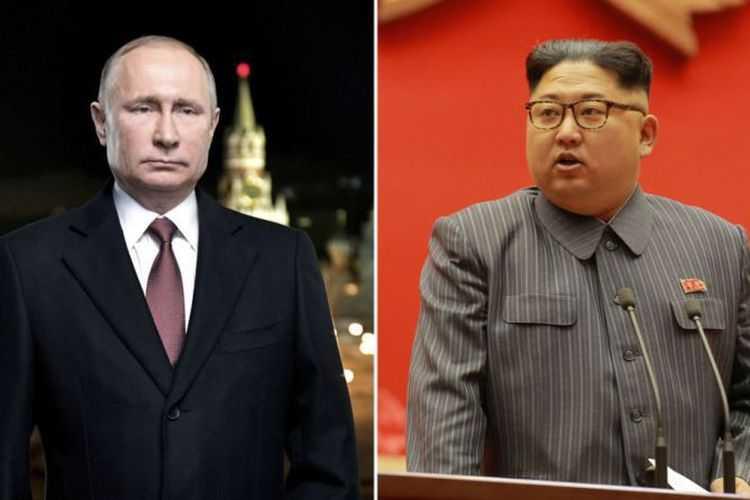 Putin Undang Kim Jong Un Hadiri Forum Ekonomi di Rusia