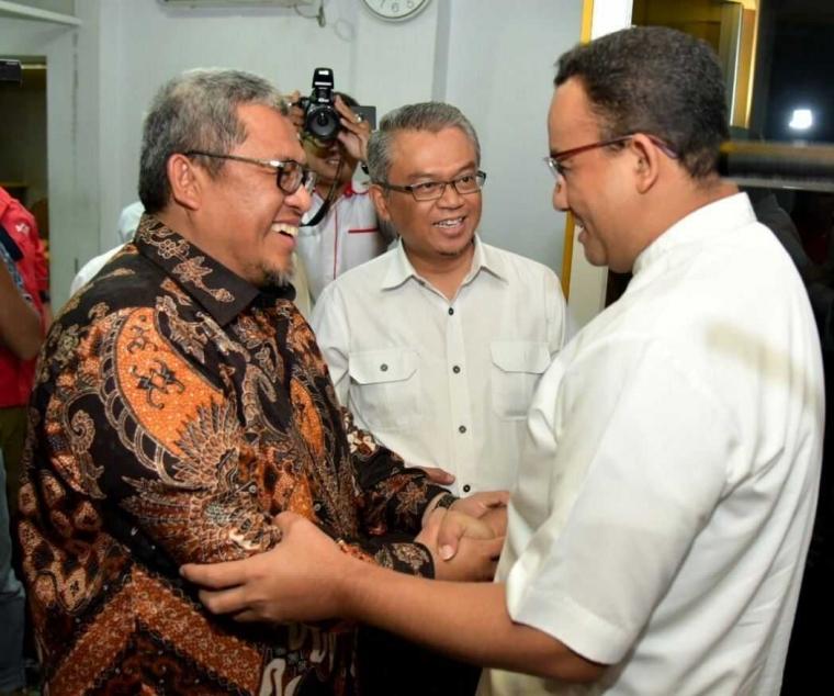 """Gerindra Tawarkan Prabowo-Anies, PKS seperti """"Kekasih yang Tak Dianggap"""""""
