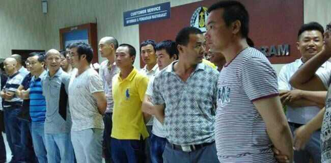 Prihatin dengan TKA China Masuk Indonesia