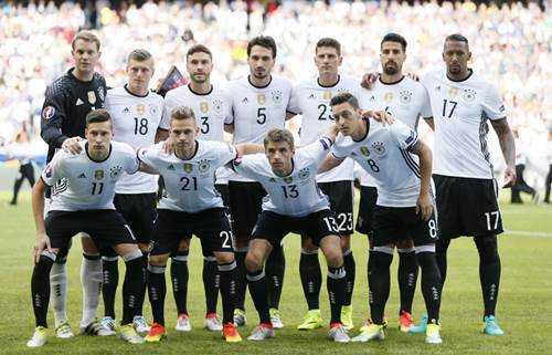 Ssst, Jangan Bilang Siapa-siapa Ya! Jerman Pasti Juara karena Punya Tiga Hal Ini
