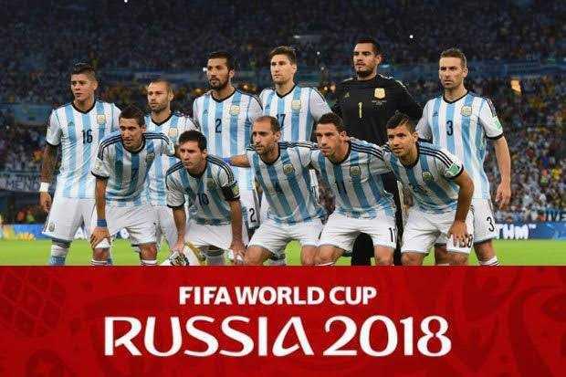 Beban Berat Messi dan Tim Tango