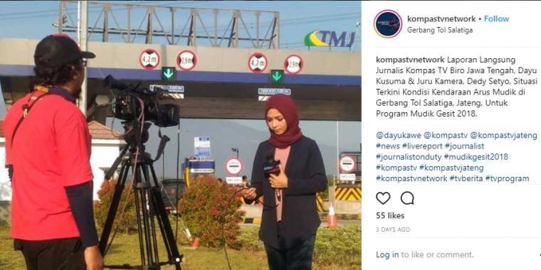 "Wartawan Jelang Lebaran, ""On Duty"" Sampai Hari yang Fitri"
