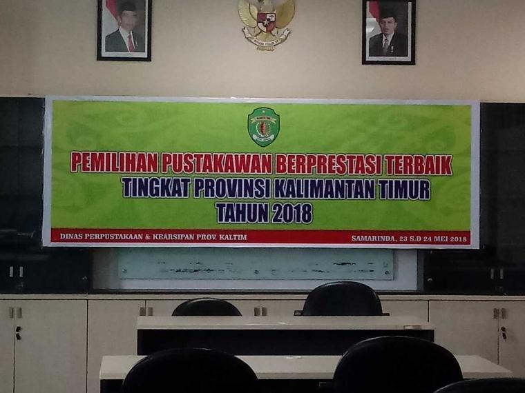 Pustakawan B2P2EHD Raih Juara II Pustakawan Berprestasi Tingkat Provinsi Kaltim