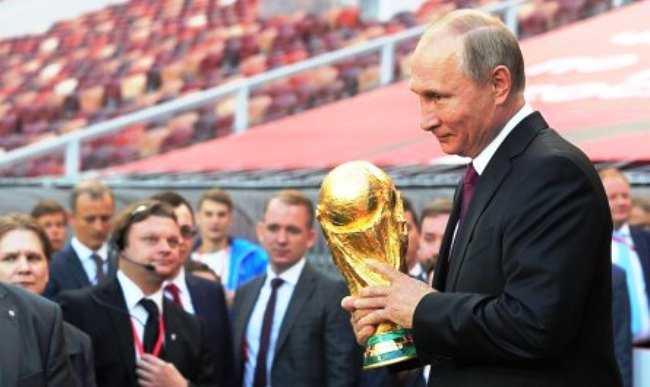 """Rusia Juara Piala Dunia 2018? """"Bwahahaha!"""""""