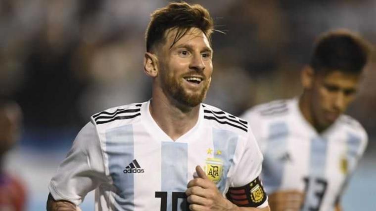 Lionel Messi Mengawali Perjuangan di Rusia Lawan Negara Kecil Eropa Ini