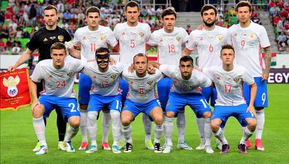 Prediksi Pertandingan Sepak Bola Rusia Vs Arab Saudi