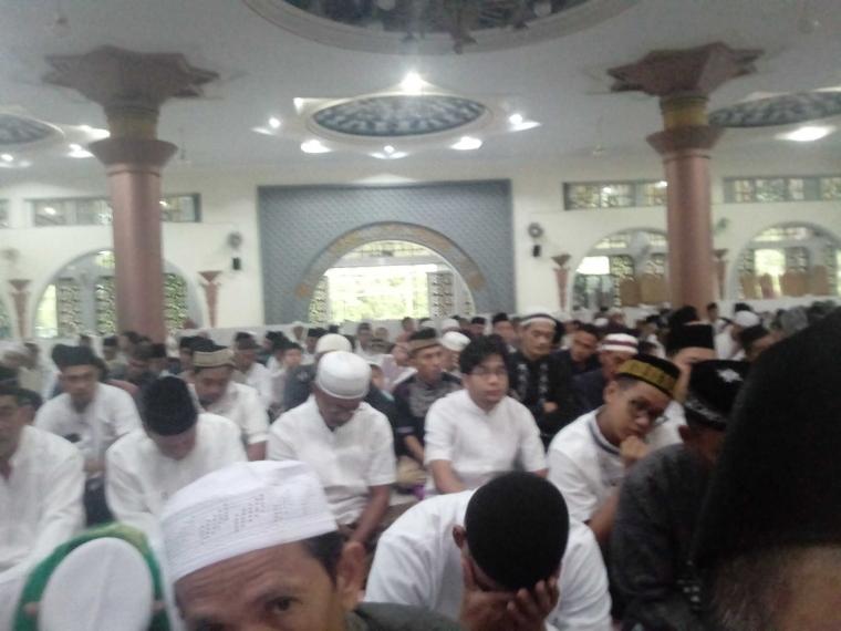 Idul Fitri Melahirkan Insan Suci yang Meninggalkan Sifat Buruk