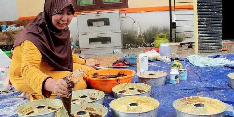 "Bulan Ramadhan pun Usai dengan Gemilang, Terima Kasih ""The Power of Emak-emak"""