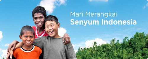 Tetaplah Tersenyum Indonesiaku