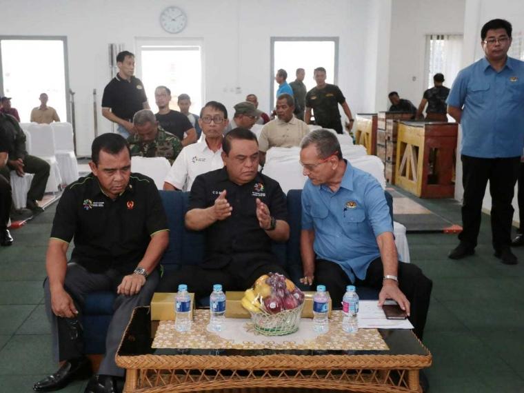 Angkat Besi, Lumbung Emas bagi Kontingen Indonesia
