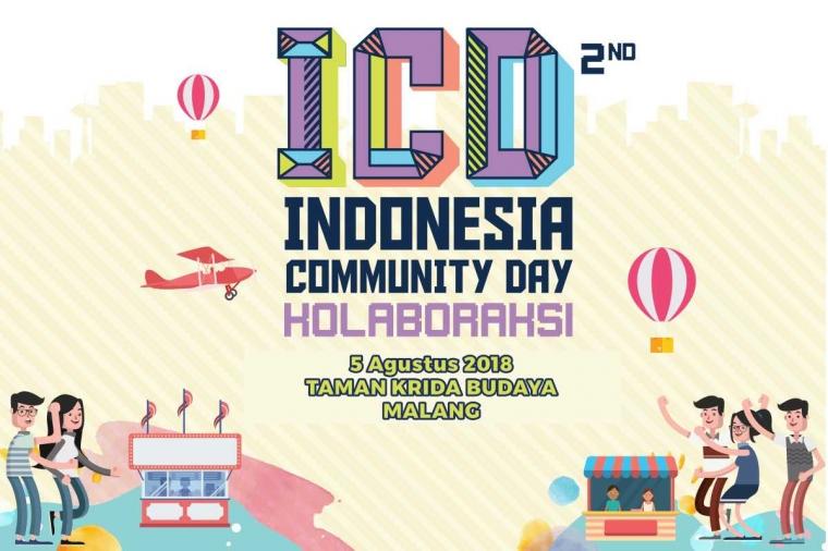 Pesta Komunitas, Indonesia Community Day, Hadir di Kota Malang!