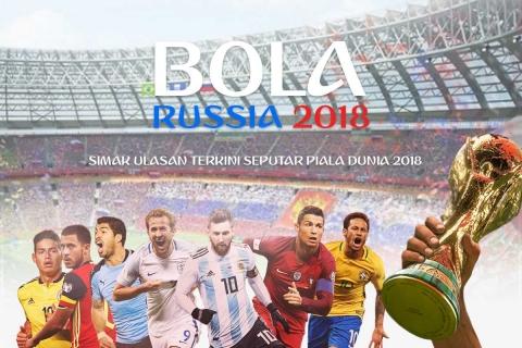 Mencari Final Ideal Piala Dunia 2018