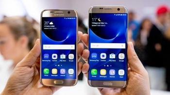 Tampilan UI Samsung Galaxy S7 dan S7 Edge Setelah Update