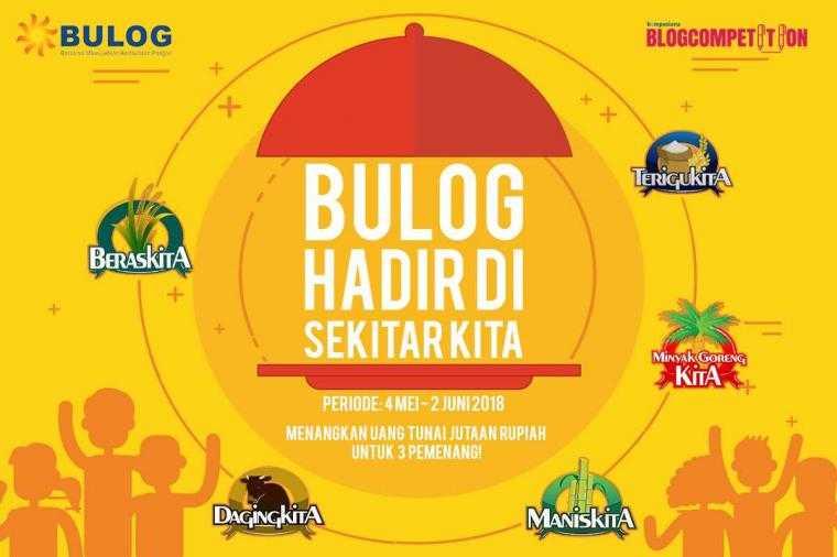 Inilah Pemenang Blog Competition BULOG!