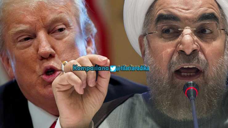 Terkait Kebijakannya Soal Iran, Amerika Serikat Kian Terkucil