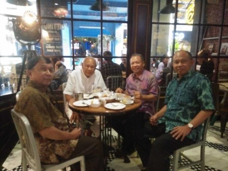 Berbincang tentang Prof Mr Soediman Kartohadiprodjo