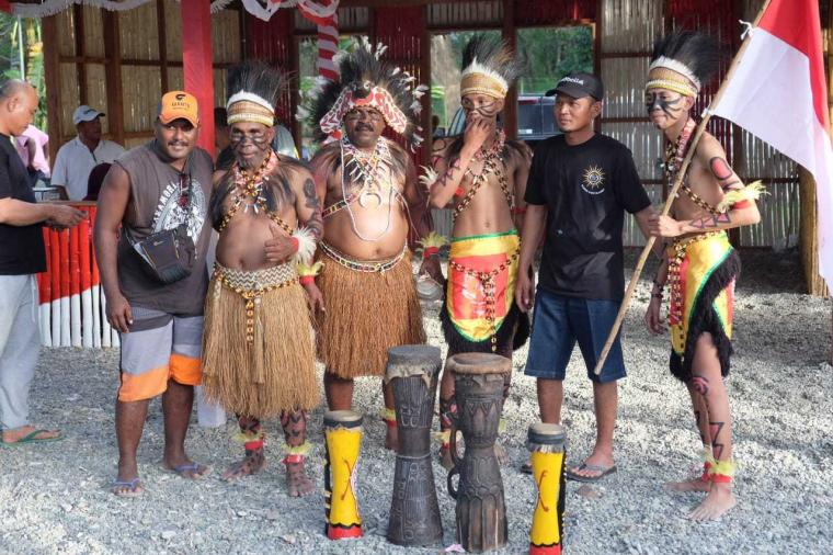 Partisipasi Indonesia di MACFEST 2018, Festival Melanesia di Honiara Solomon Islands